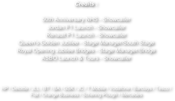 Credits : 