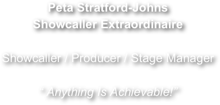 Peta Stratford-Johns